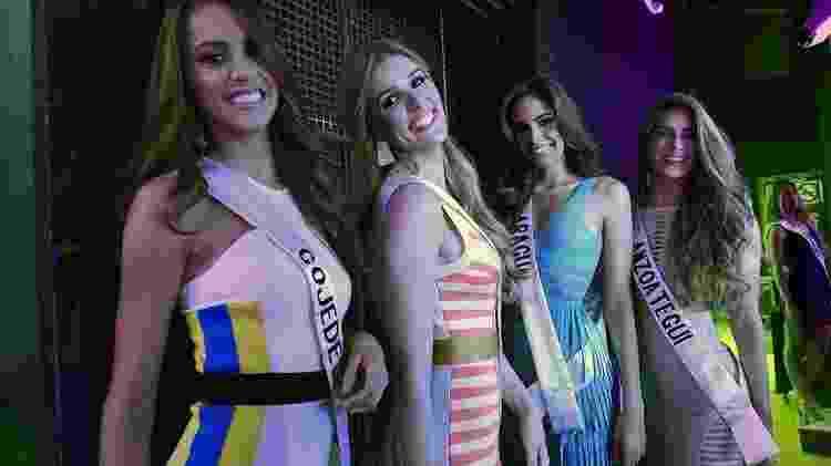Berço de numerosas ganhadoras de concursos de beleza, a Venezuela é conhecida internacionalmente por seus cirurgiões plásticos - AFP - AFP