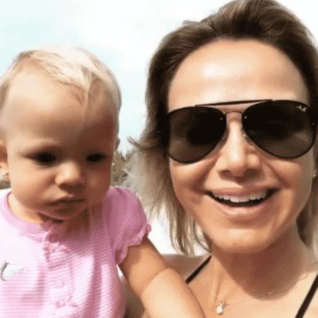 Eliana e Manuela - Reprodução/Instagram