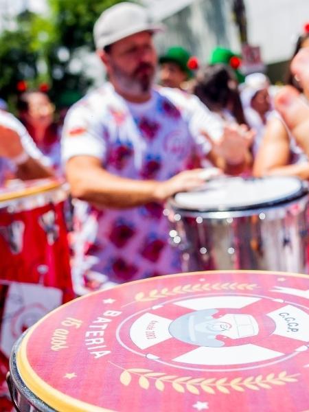 Confraria do Pasmado vai para o seu 17º desfile no pré-Carnaval de São Paulo - Edson Lopes Jr./UOL