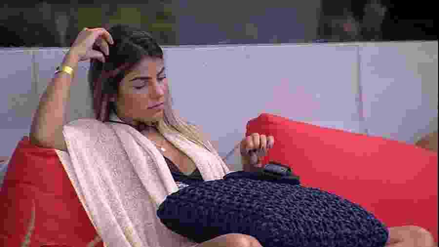 Hariany conversa com sisters sobre discussão com Paula - Reprodução/GloboPlay