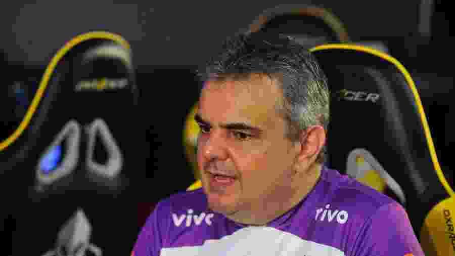 João Cozac é psicológo de quatro times de eSports - Reprodução