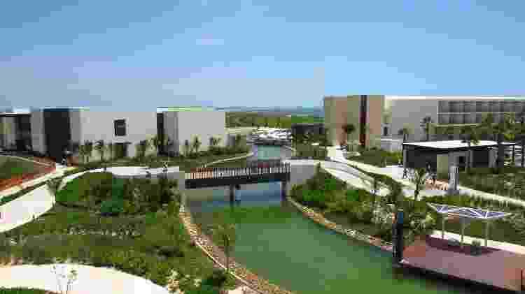 Complexo abrange o TRS Coral e o Grand Palladium Costa Mujeres - Divulgação