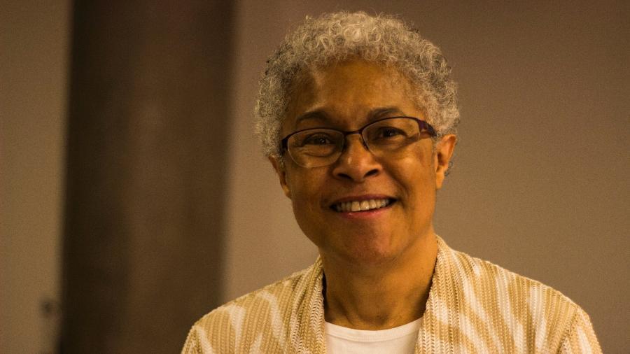 A socióloga Patricia Hill Collins.  - Foto: Divulgacao