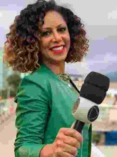 Valéria Valenssa é aposta do jornalismo da Record no Rio - Reprodução/ Instagram