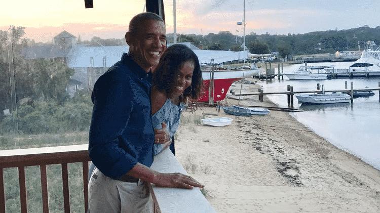 Michelle e Barack Obama farão 29 anos de casamento em 2021, e já recorreram a terapia para ficar juntos - Reprodução/Instagram/@michelleobama - Reprodução/Instagram/@michelleobama