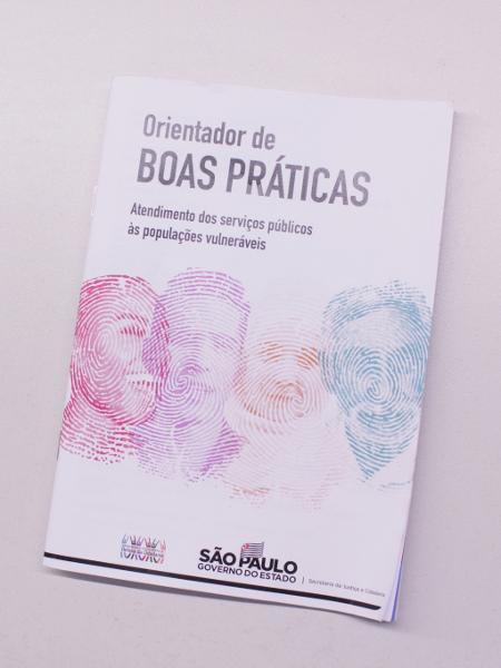 O Orientador foi pensando como uma cartilha virtual e está disponível no site da Secretaria da Justiça e Cidadania - Rômulo Cabrera/UOL