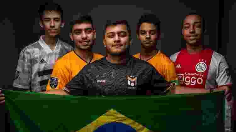 FIFA pro player -  Divulgação / FIFA -  Divulgação / FIFA