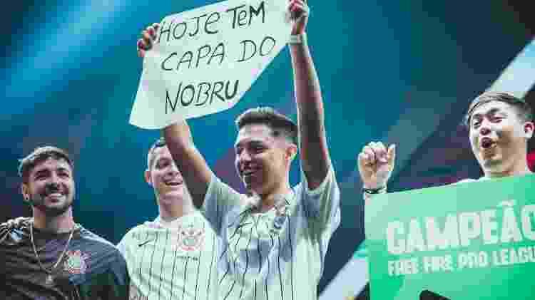 Capa - Divulgação/Garena - Divulgação/Garena