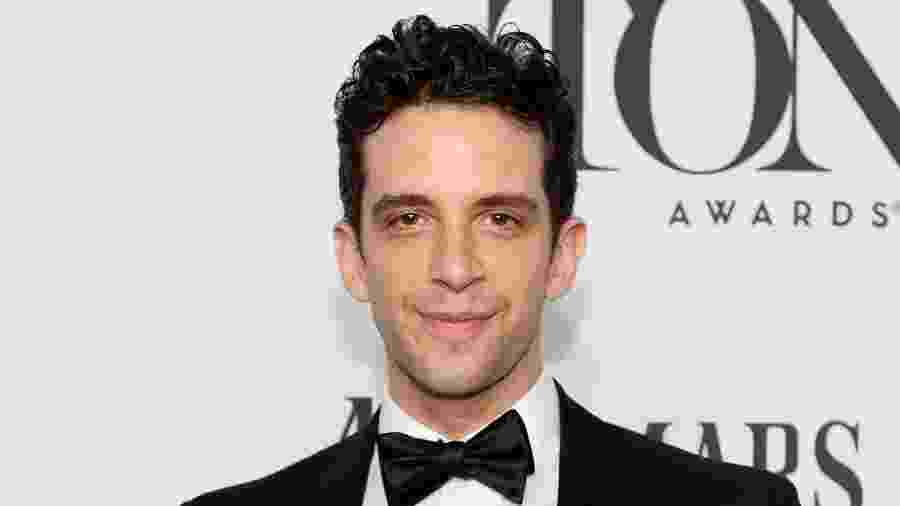 O ator Nick Cordero morreu aos 41 anos - Dimitrios Kambouris/Equipa