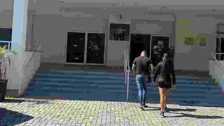 Ludmilla chega na Cidade da Polícia no Rio de Janeiro - Divugação - Divugação