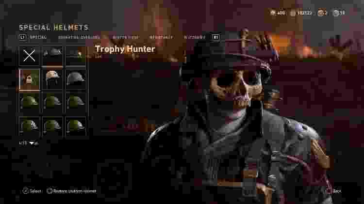 Call of Duty WW2 Trophy Hunt - Divulgação/Reddit - Divulgação/Reddit
