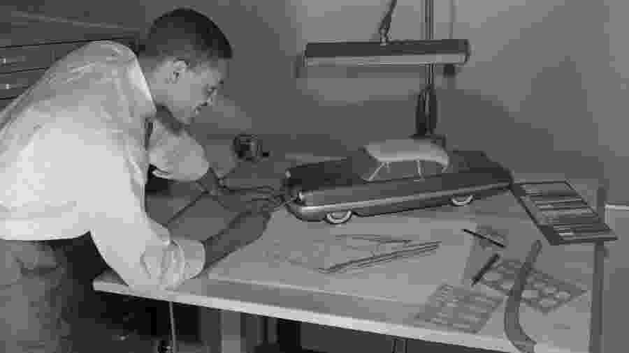 McKinley Thompson Jr, primeiro designer negro da Ford - Divulgação