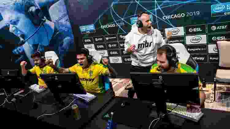 dead MiBR Intel Extreme Masters Chicago - Divulgação/MIBR - Divulgação/MIBR