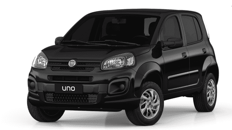 Fiat Uno Attractive 2020 - Divulgação - Divulgação