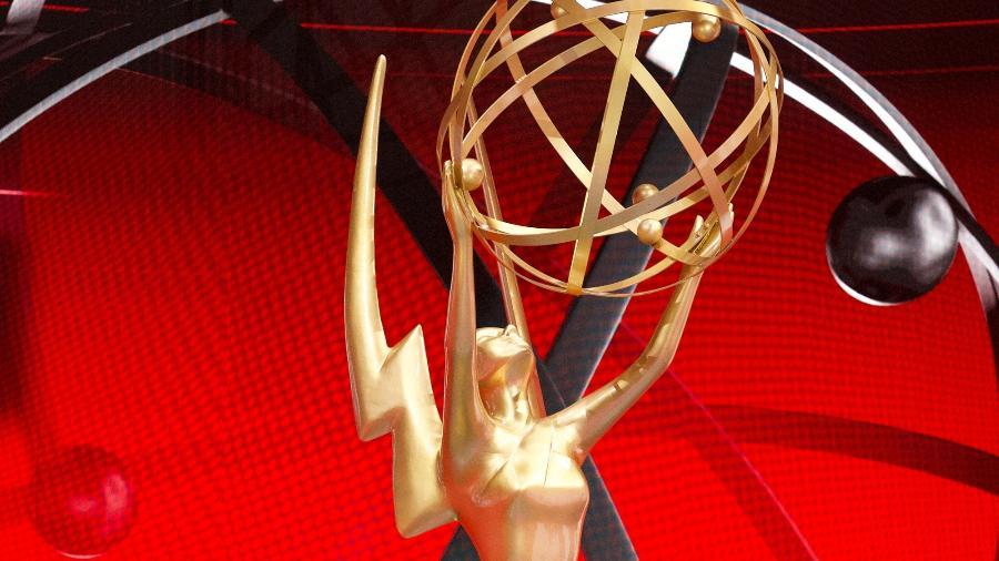 O palco do Emmy 2020, no Staples Center - Group LA/ABC via Getty Images