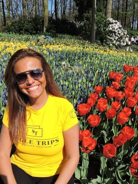 Renata Guedes, da agência de viagens Single Trips - Acervo pessoal