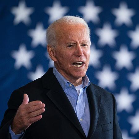 O presidente eleito dos EUA, Joe Biden - Drew Angerer/Getty Images