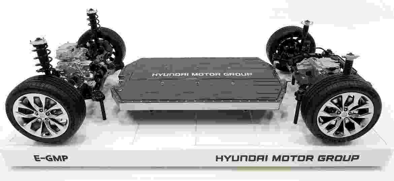 Base E-GMP poderá ser aproveitada em veículos de vários segmentos - Divulgação