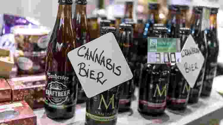 Cerveja de cannabis - Getty Images - Getty Images