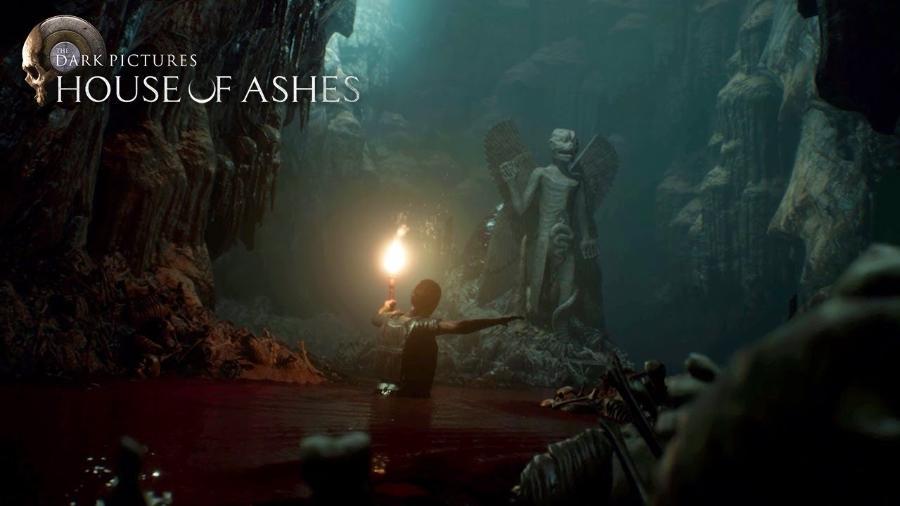 The Dark Pictures: House of Ashes - Divulgação/Bandai Namco