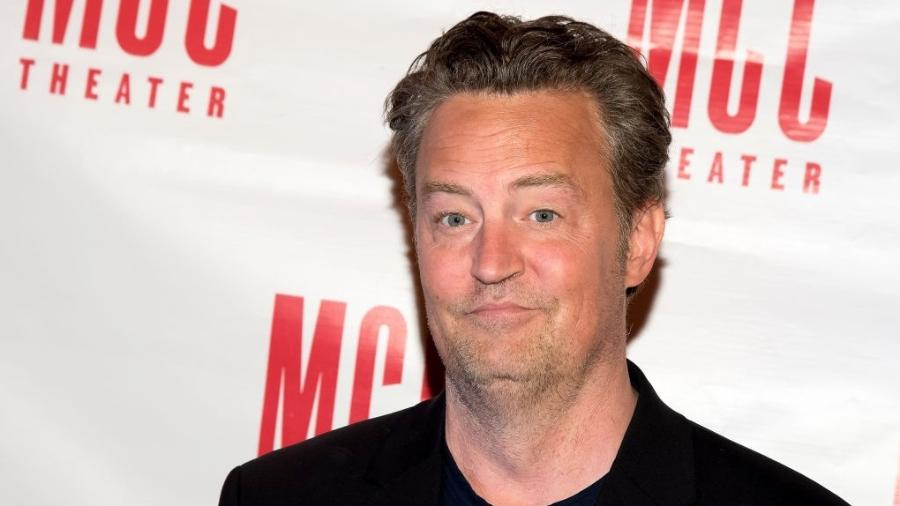 O ator Matthew Perry - Mike Pont / WireImage