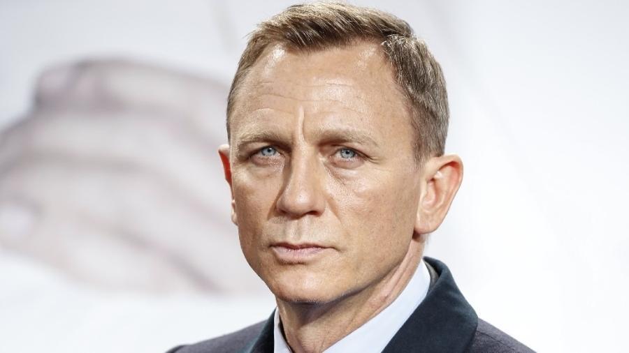 O ator Daniel Craig é contra uma mulher interpretar James Bond - Reprodução