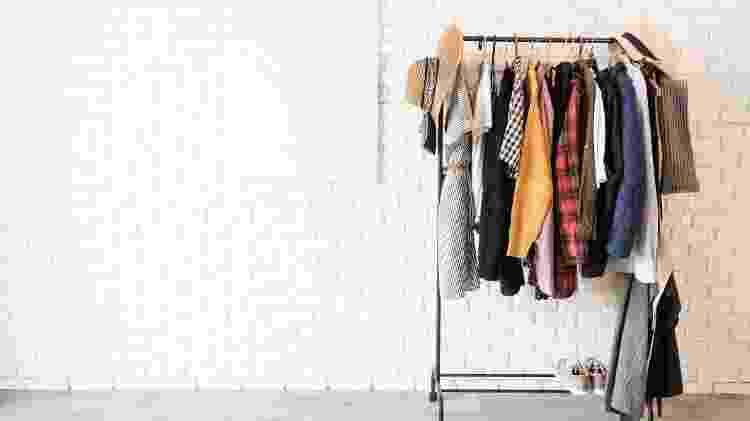 Aluguel de roupas e peças virtuais são algumas das expectativas dos jovens para o futuro - Getty Images - Getty Images
