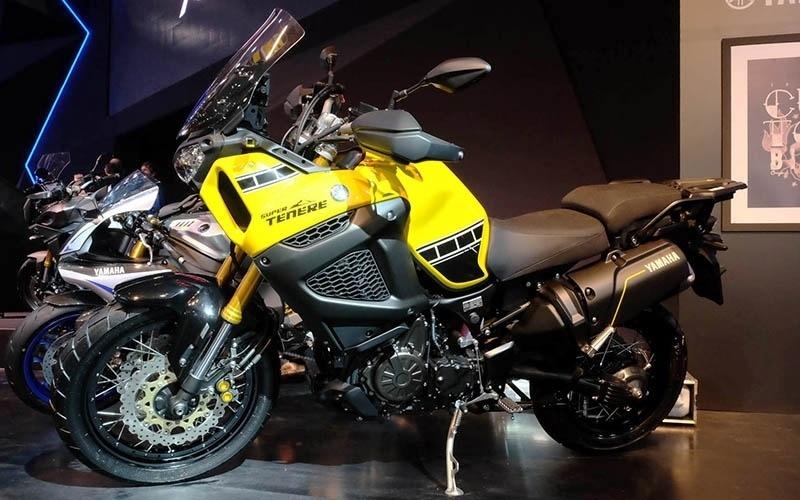 Yamaha Super Ténéré 60 anos