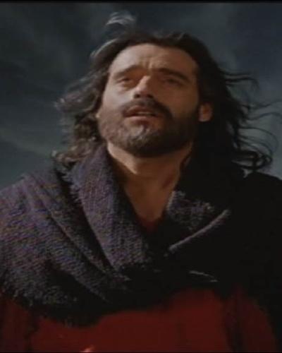 """10.nov.2015 -Em """"Os Dez Mandamentos"""", Moisés ouve a voz de Deus, que pede que os hebreus não temam o exército egípcio e marche"""