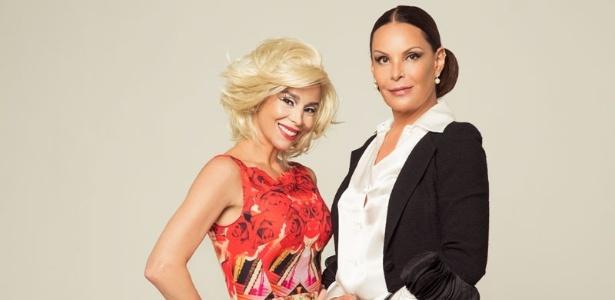 """Danielle Winits e Carolina Ferraz estrelam a peça """"Depois do Amor""""; em BH, Carolina Ferraz será substituída por Sara Freitas - Divulgação"""