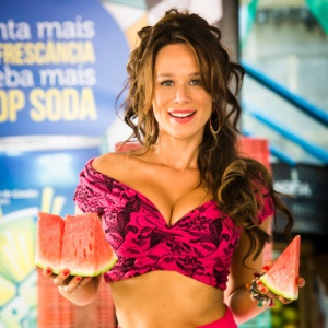 """Mariana Ximenes é Tancinha, protagonista de """"Haja Coração"""" - João Miguel Júnior/TV Globo"""