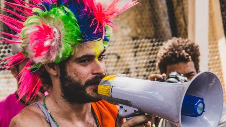 Cantor Gustavito é uma das revelações do Carnaval de Belo Horizonte - Divulgação