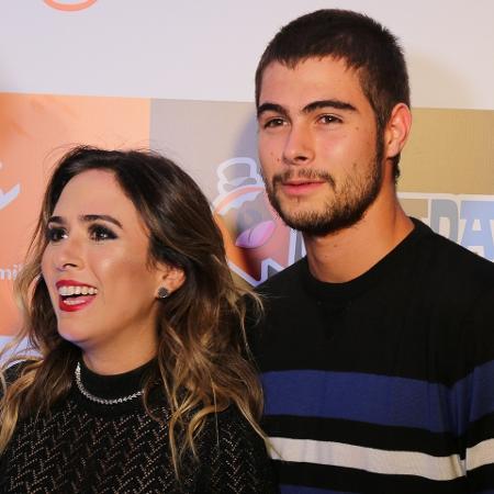 Tatá Werneck e Rafael Vitti no Prêmio Risadaria de Humor - Deividi Correa / AgNews