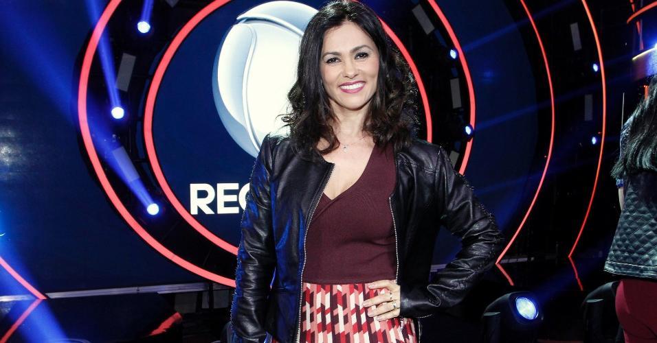 "Suzana Alves volta à TV no ""Dancing Brasil 2"""