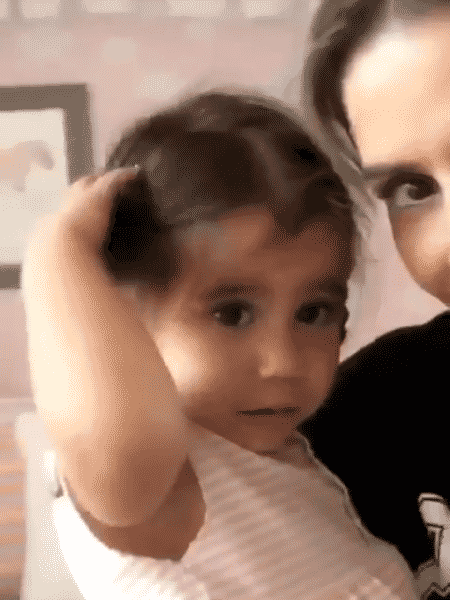 Deborah Secco e a filha, Maria Flor - Reprodução/Instagram - Reprodução/Instagram