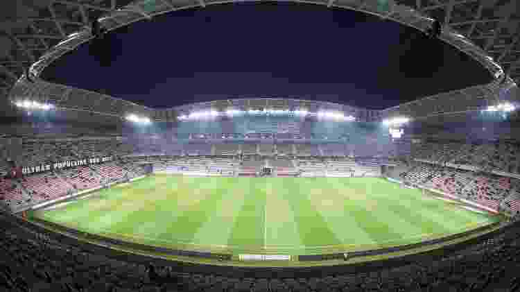 Stade de Nice - Yannick/Creative Commons - Yannick/Creative Commons