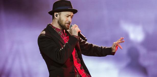 O cantor Justin Timberlake vai lançar um livro
