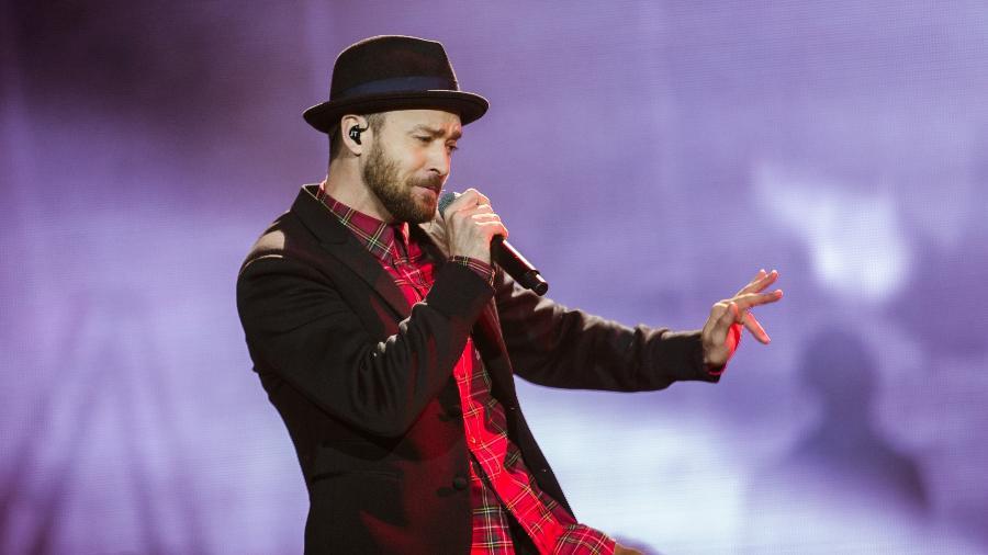 O cantor Justin Timberlake vai lançar um livro - Ricardo Borges/Folhapress