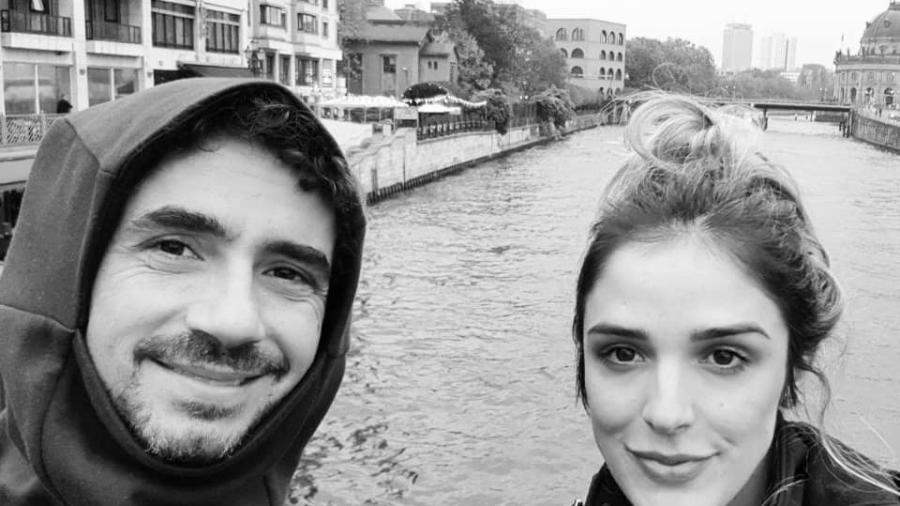 Rafa Brites e Felipe Andreoli - Reprodução/Instagram