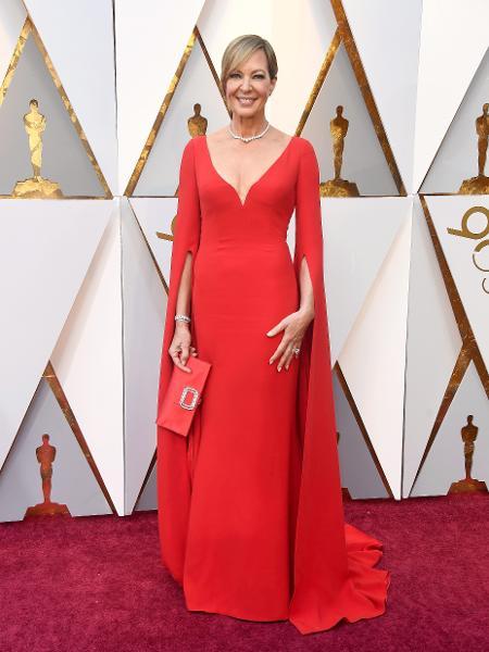 Allison Janney no Oscar 2018 - Getty Images
