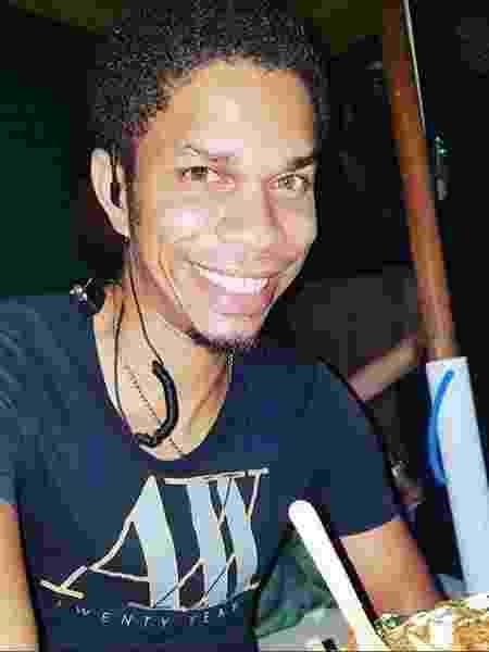 O suspeito Agnaldo Santos Pereira - Reprodução/Facebook
