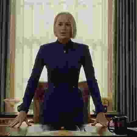 """Claire é a nova protagonista de """"House of Cards"""" - Divulgação/Netflix"""