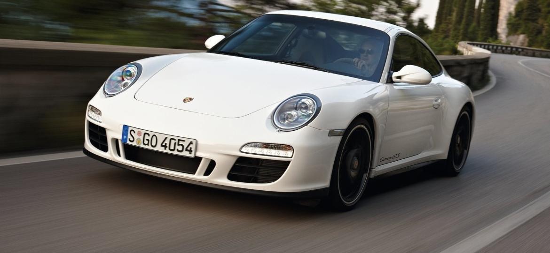 911 da geração 997 é um dos mais acertados em design e desempenho - Divulgação