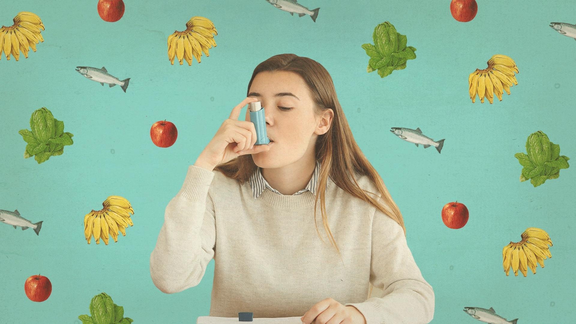 Tem asma? Veja 7 alimentos que ajudam a aliviar os sintomas - 15 ...