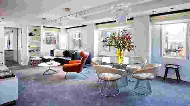 Suíte do hotel Row NYC, em Nova York - Divulgação/Row NYC - Divulgação/Row NYC