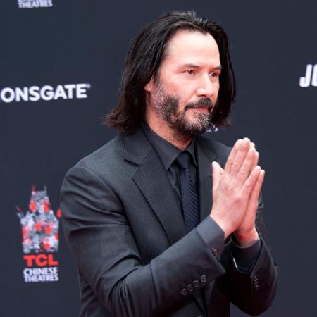 Keanu Reeves como Wolverine; será que daria certo? - Valerie Macon/AFP