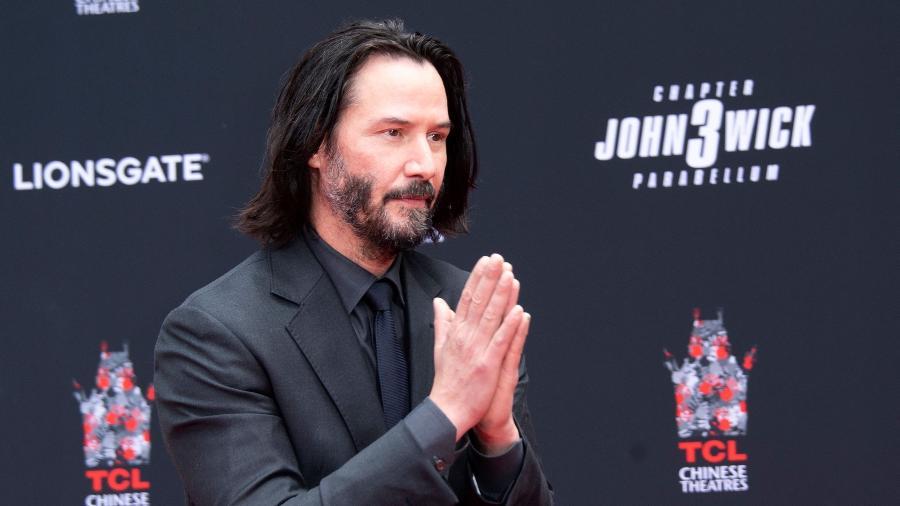 Keanu Reeves - Valerie Macon/AFP