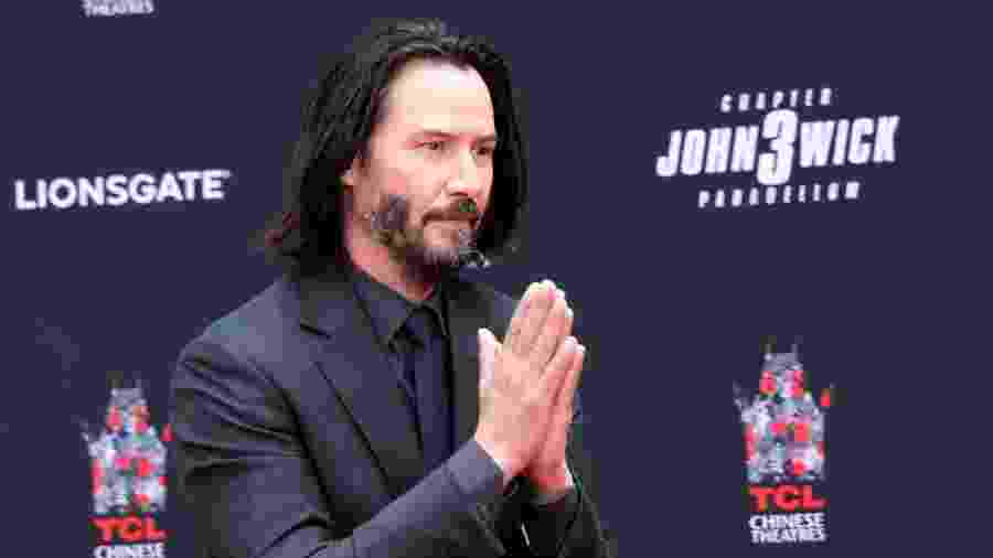 Keanu Reeves - Valerie Macon/AFP