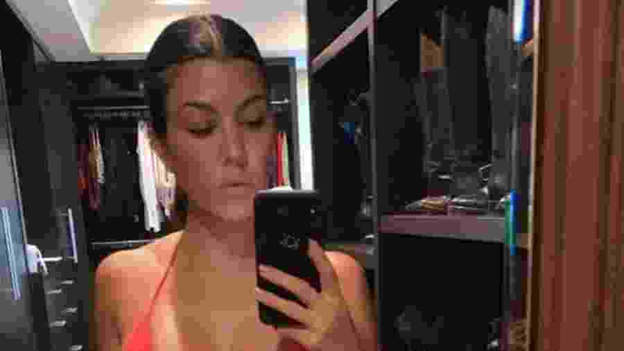 Kourtney Kardashian - Reprodução/Instagram