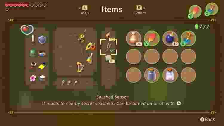 Zelda Link 3 - Reprodução - Reprodução